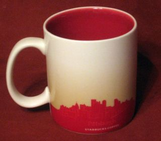 Pittsburgh Mug Coffee PA City Collector Point State Park 16 oz NEW