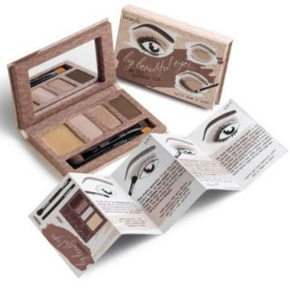 Benefit Cosmetics Big Beautiful Eyes Contour Kit New in Box
