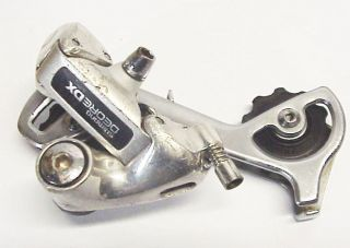 Shimano Deore DX RD M650 Bicycle Rear Derailleur