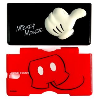Solid Silicone Mickey Mouse Hard Protective Case Cover for Nintendo