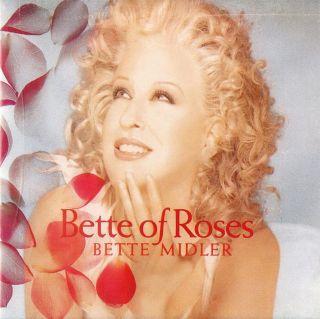 Bette Midler Bette of Roses New SEALED CD 075678282324