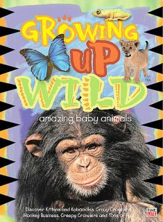 Growing Up Wild   Amazing Baby Animals (