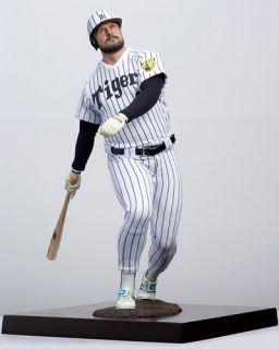 Baseball Hanshin Tigers ARTFX Randy William Bass PVC Figure Toy
