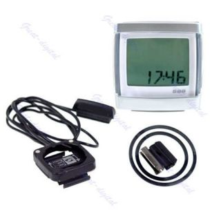 New LCD Cycling Bike Bicycle Computer Odometer Speedometer for Sigma