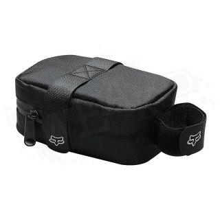 new 2011 fox original bike bicycle seat bag black