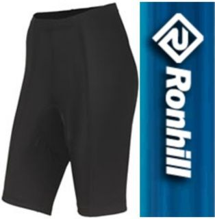 Ronhill Infinite Padded Bike Cycling Bicycle Shorts