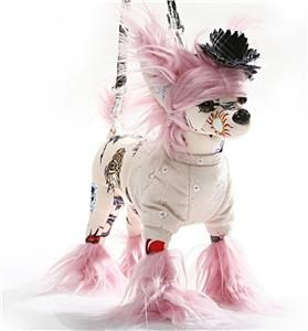 Chinese Crested Tattoo Betsey J Limited Edition Handbags