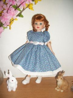 Sweet Spring Posies for Betsy McCall 14 Dolls