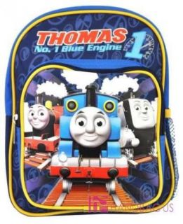 Licensed Thomas The Tank Engine School 10 Mini Backpack Bag No 1 Tank