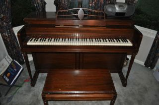 Lester Piano Betsy Ross Spinet Model No Delivery