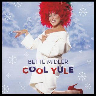 Bette Midler Cool Yule Jazz Pop Xmas CD Album White Christmas New