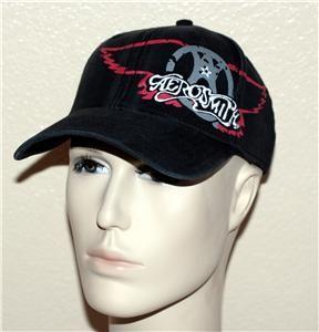 Aerosmith Hard Rock Heavy Metal Baseball Ball Cap Hat