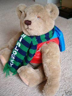 Gund Teddy Bear 1982 Bialosky Friend Plush Collectible