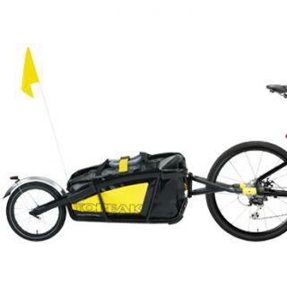 Topeak Journey TTR 01 Bike Bicycle Cargo Trailer Dry Bag Touring Urban