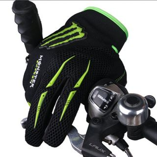 2012 Cycling Bike Bicycle Full Finger Gloves Size M XL