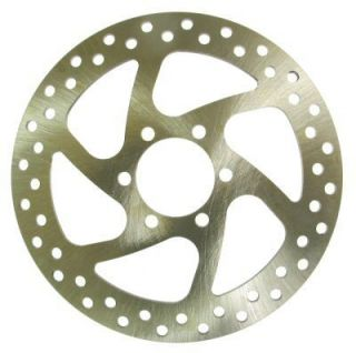 Electric Scooter moped parts Pocket Bike Disc Brake Rotor cateye style