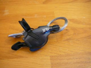 SRAM X 9 Bike Bicycle Trigger Shifter 9 Speed Right Rear Shifter Only