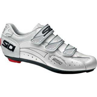 Womens Zephyr Carbon Road Bicycle Shoes Pearl White Size 41 CLOSEOUT