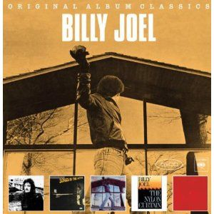 Billy Joel Original Album Classics 5CD Set Euro Import
