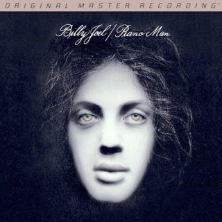 Piano Man LP by Billy Joel Vinyl Apr 2011 Mobile Fidelity Sound Lab