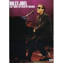 Billy Joel Live from The River of Dreams DVD CD New