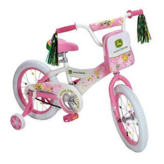 New 16 inch Heavy Duty Bike adjustable training wheels Girls