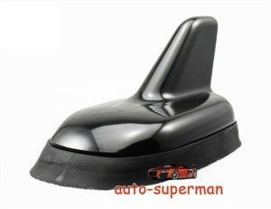 Black Shark Fin Roof Antenna for VW CC Jetta Golf Passat Scirocco EOS