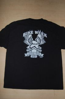 great lot of Vintage and Newer Harley Davidson and Bike Week T Shirts