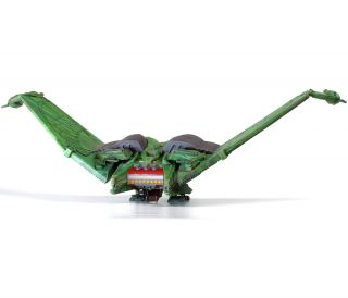 Star Trek Klingon Bird of Prey 1 350 Scale Model