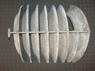 Coupe Center Grille Rat Rod Grill Aluminum Blackstone
