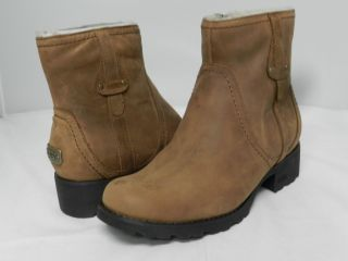 New Women UGG Boot Blakely 3332 Chocolate Leather 100 Authentic in
