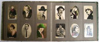 ; Charlie Chaplin, Erich Von Stroheim, Bebe Daniels, Billie Dove