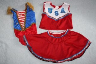 DRESS UP CLOTHES COSTUMES Disney Princess Cheerleader More (8 12