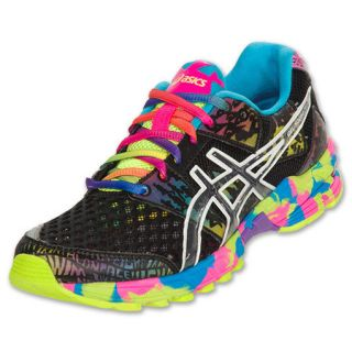 Gel Noosa Tri 8 Womens Running Shoes US 8 5 EUR 40 Black Onyx Confetti