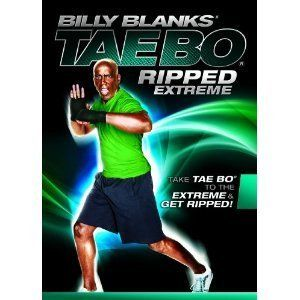 Billy Blanks Taebo Ripped Extreme New DVD