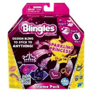 New Blingles Studio Theme Pack Sparkling Princess Refill