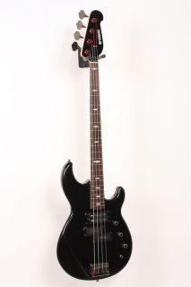 Yamaha Billy Sheehan 4 String Electric Bass Guitar Black 889406708044