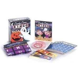 New Candy Corn Bingo Halloween Gift Game 0762428171
