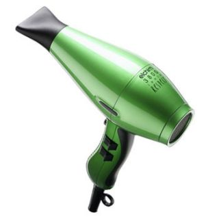 NEW Elchim Pro Hair Blow Dryer 3800 Idea Ionic Green Respect Edition