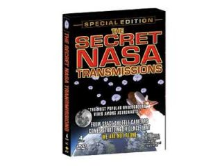 secret nasa transmissions complete series 4 dvd produced by ufo