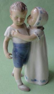 Bing Grondahl B G Love Refused Children Group Little Boy Girl