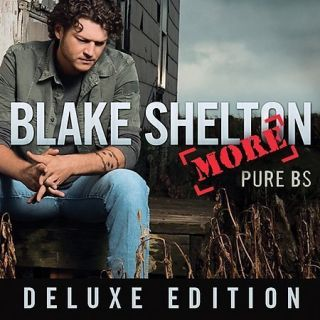 Blake Shelton Pure BS New CD