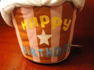 Lilo Stitch Happy Birthday Plush Stuffed Disney Toy Disneyland and 13