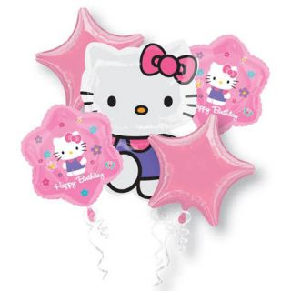 Kids Birthday Party Supplies Hello Kitty Theme