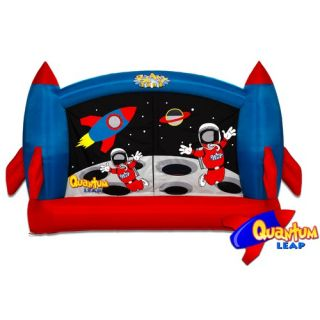 Blast Zone Quantum Leap Bounce House Inf Quantumleap