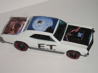 Hot Wheels E T 1967 Chevy Chevelle SS 396 Movie Custom