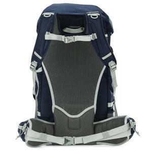 45L AW Digital SLR Camera Backpack Case Galaxy Blue Light Grey