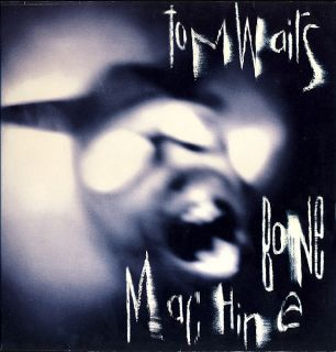 Tom Waits Bone Machine Keith Richards 92 Blues Rock New LP