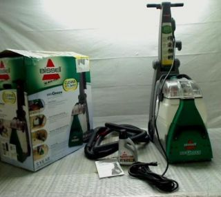 bissell big green deep cleaning machine grade carpet