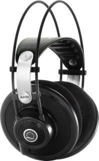 AKG Quincy Jones Q701 Premium Class Headphones Black